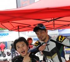 TOKORO'sチャレンジで火花を散らしたコウダイ選手とGO高橋選手。実はこんなに仲良し!