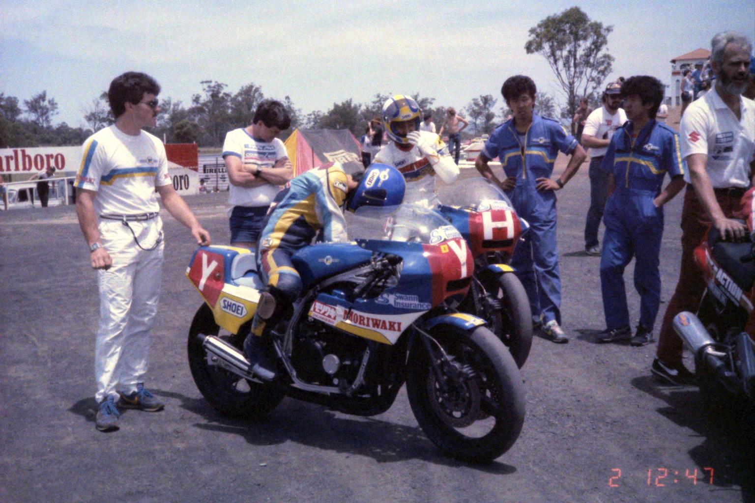 1984_Australia-12-2_第1レースコースイン直前_2