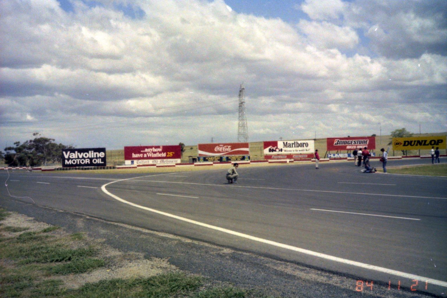 1984_Australia 11-21(コース下見2)