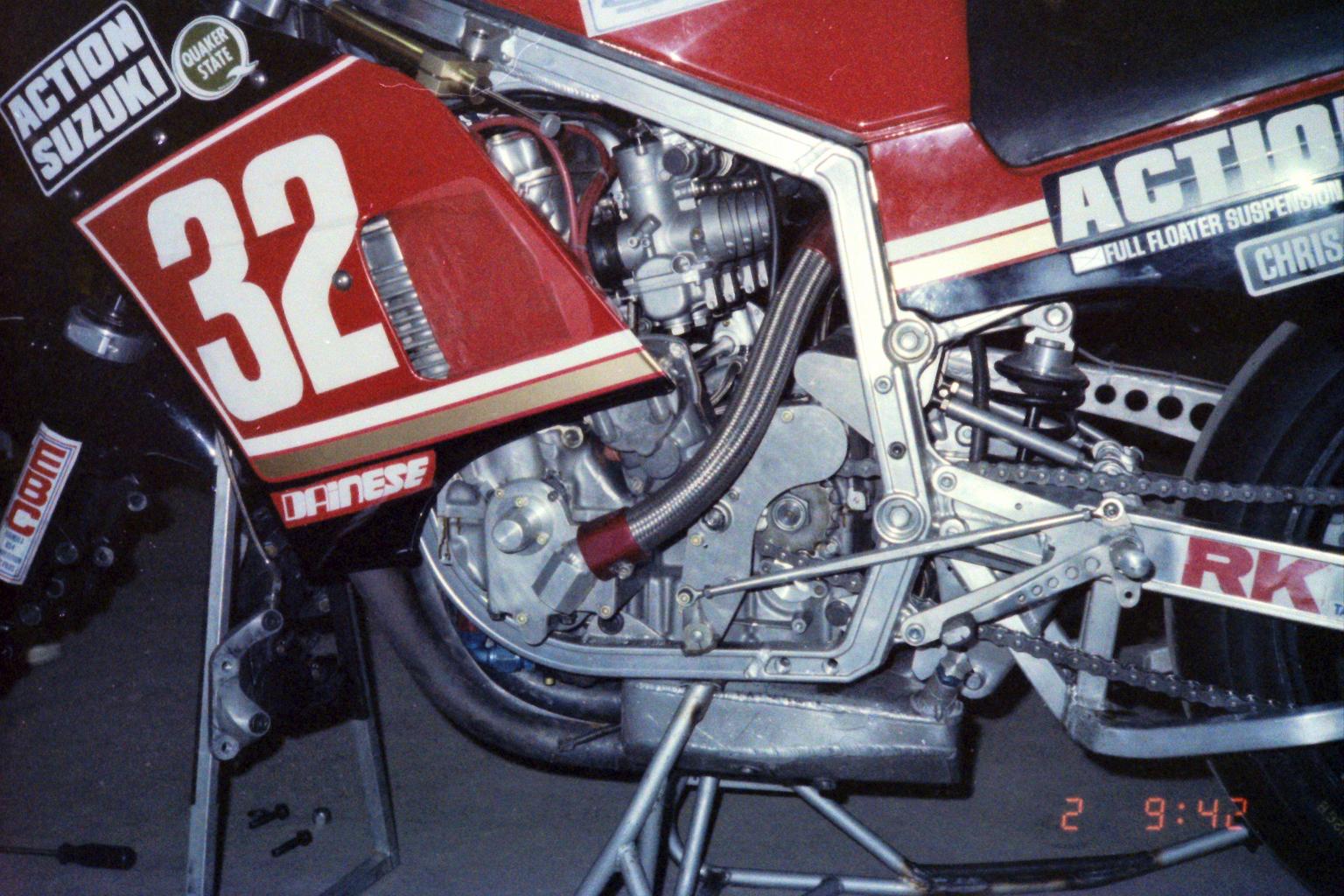 1984_Australia-12-2_ロブ・フィリスのマシン